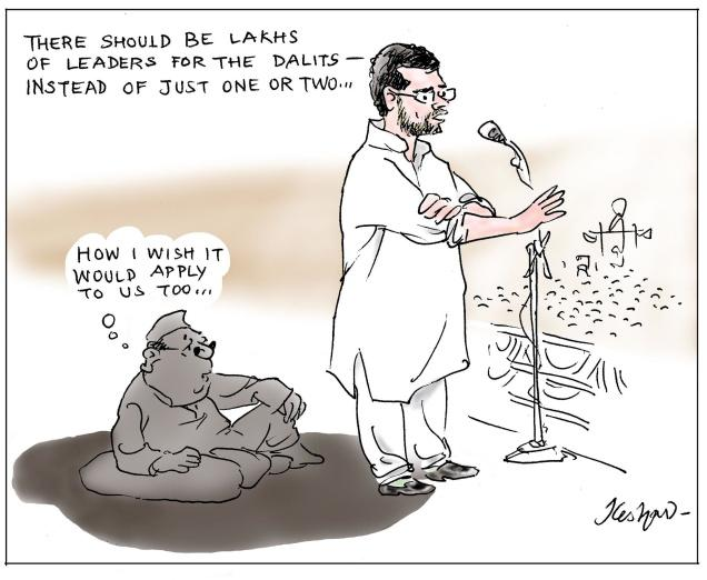 Dalit leaders