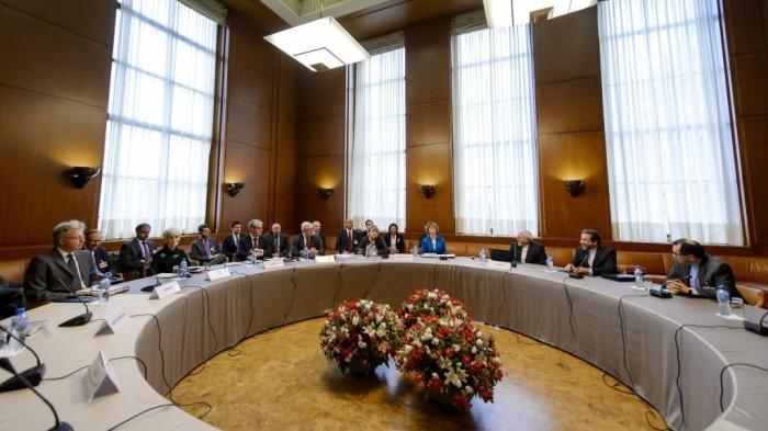 P5+1 and Iran talks in Geneva