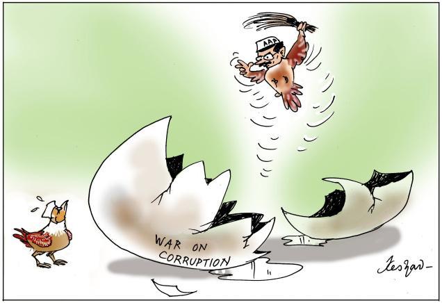 War on Corruption