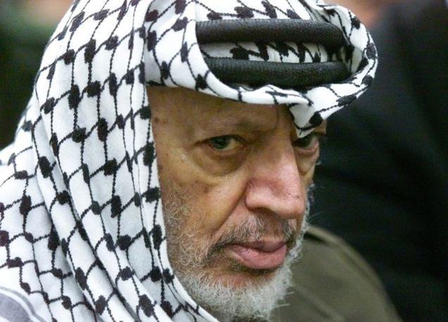 Yasser Arafat 01
