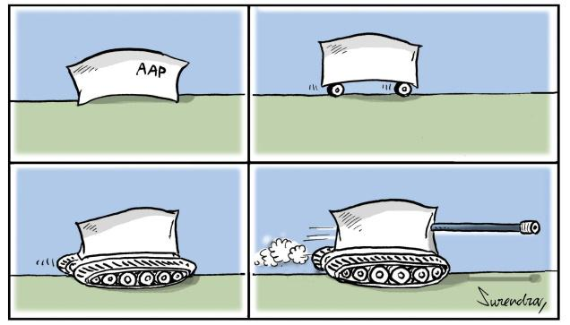 AAP evolution