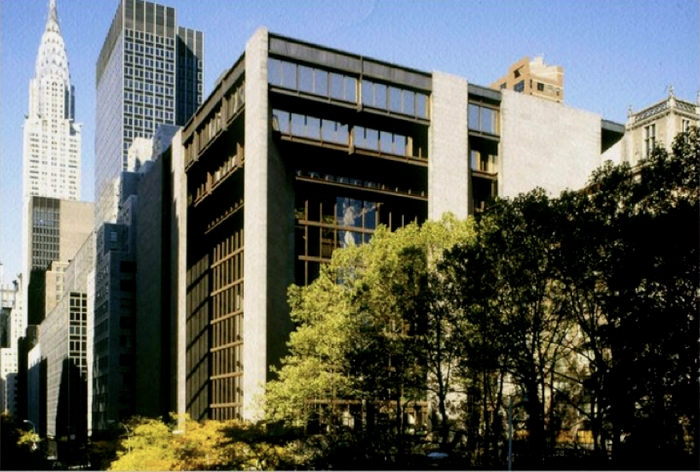 The Ford Foundation Headquarters, New York