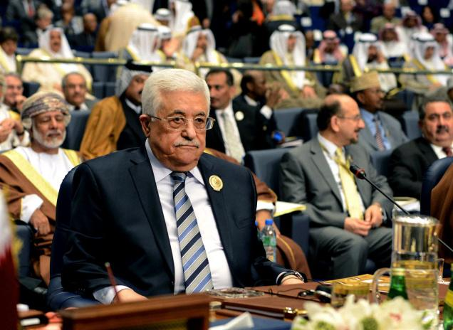 Abbas in Arab League Summit