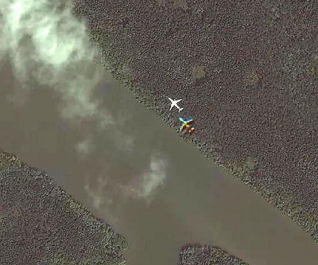 MH370 by Hyd techie
