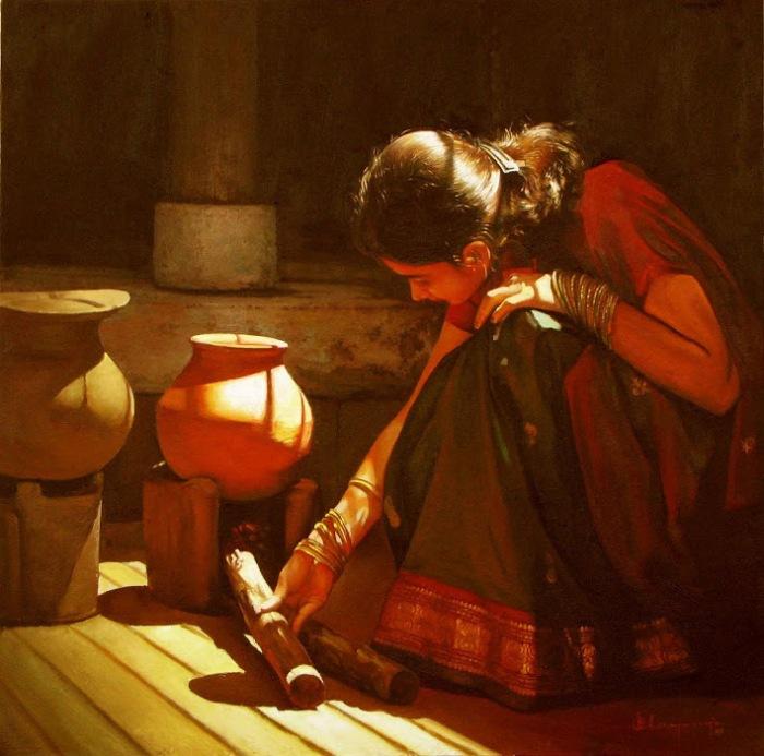 Telugu girl 2