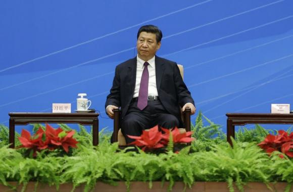 China's President Xi attends conference marking the 60th anniversary of the Panchsil agreement