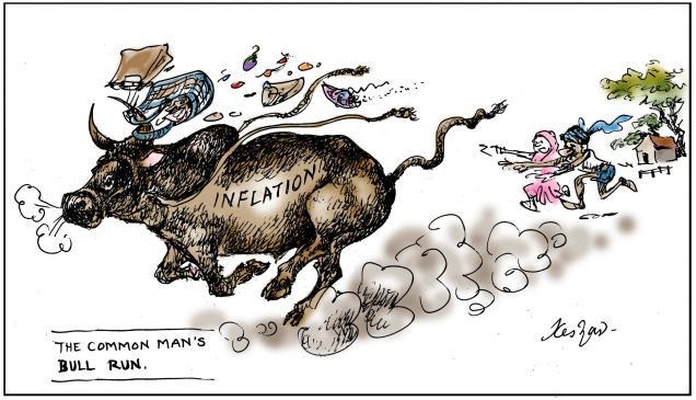 Common man's bull run