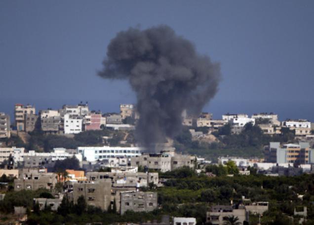 GAZA attacks