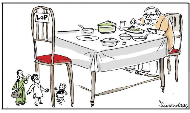 LoP status alludes Congress