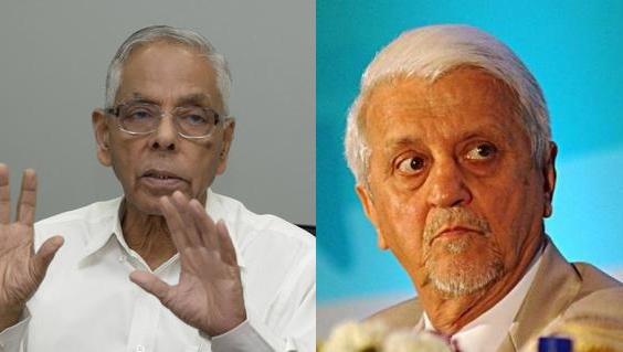 M.K.Narayanan and B.V.Wanchoo