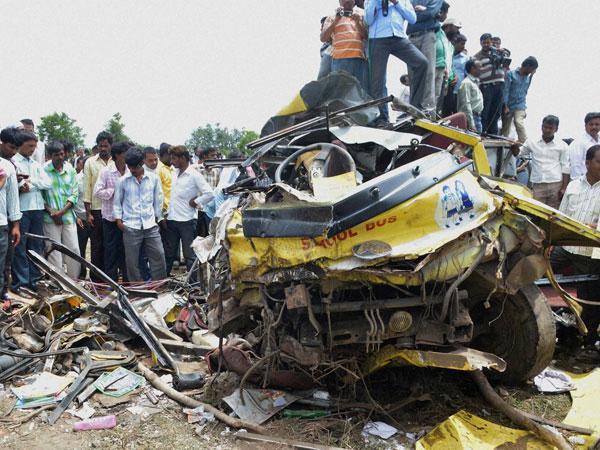 Masaipeta bus accident