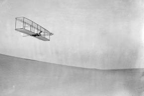 01 First flight, Oct 10, 1902