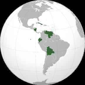 ALBA countries