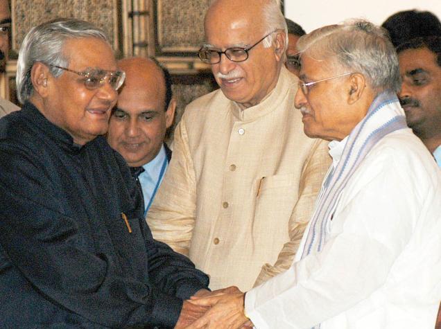 BJP trioka