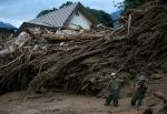 Deadly landslide hit Hiroshima 09