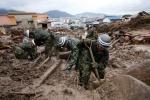 Deadly landslide hit Hiroshima 11