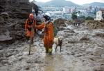 Deadly landslide hit Hiroshima 16