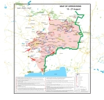 Donbass or Novorossia map (click to enlarge)