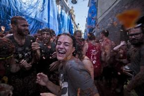 Spain's La Tomatina festival 01