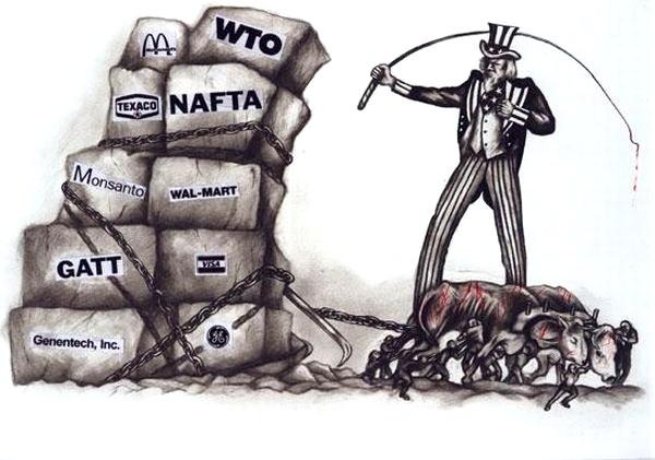 US hegemony