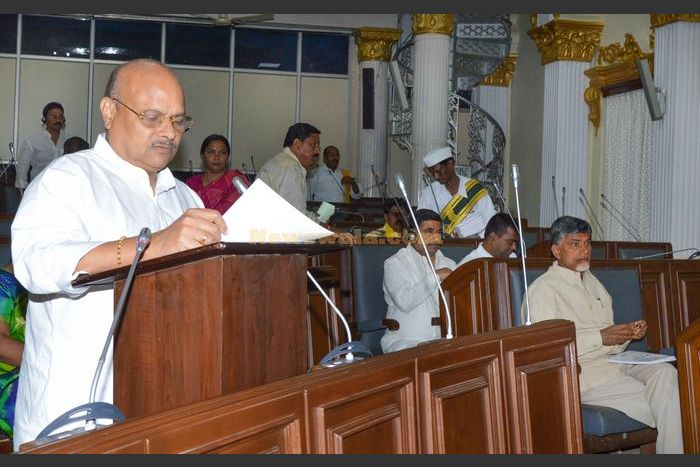 Yanamala Ramakrishnudu