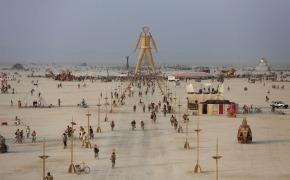 01 Burning Man festival 2014