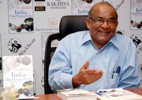 14th Finance Commission chairman Y V Reddy