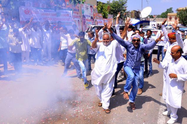 Congress celebrates
