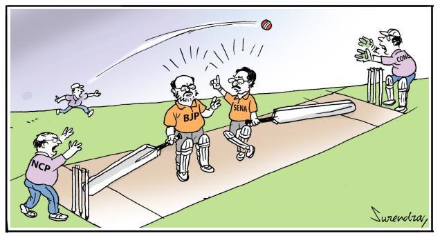 Maharashtra election play