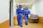 04 Ebola doctors in Germany