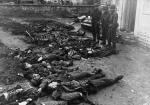 06 Dead German soldiers in Luxemberg -Feb 21, 1945