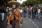 14 'Justice for missing' protest in Mexico city -Oct 22