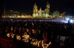 15 Thousands marched in protest in Mexico city -Oct 22