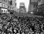 16 Victory day in New York -May 7, 1945
