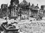 18 Destroyed Germany Parliament building 'Reichstag'