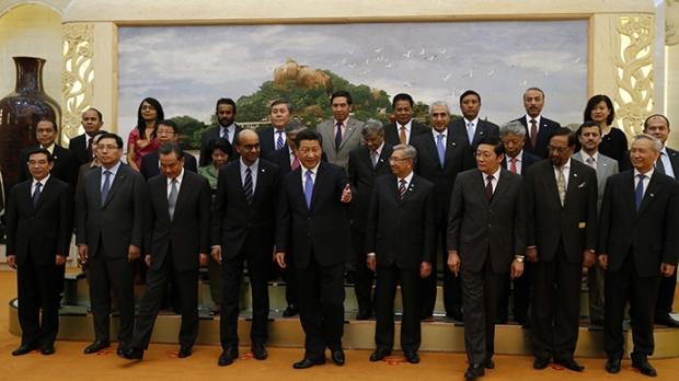 AIIB group photo