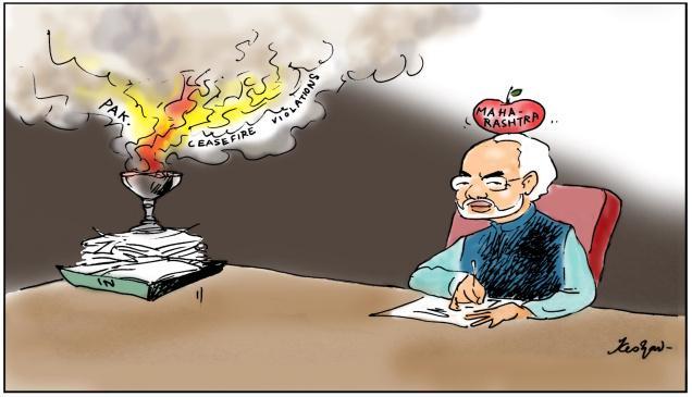 Modi in a fix