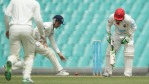 15 Philip Hughes falling to ground