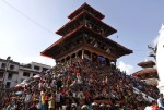 06 To watch Chariot procession during Indra Jatra