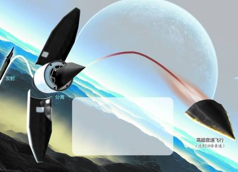 Hypersonic Test vehicle 02