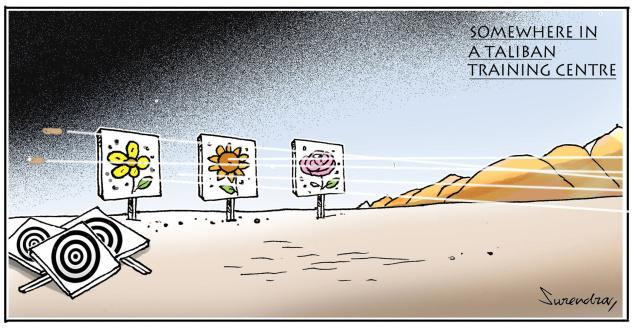 Taliban targets