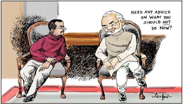 Modi advice