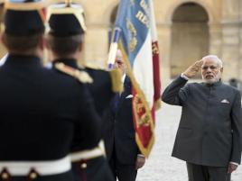 Modi in France