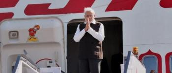 Modi to France