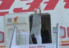 Modi tours