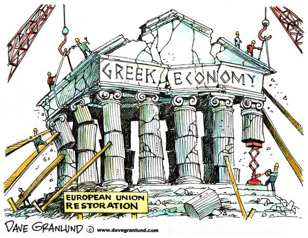 Greece - EU restoration