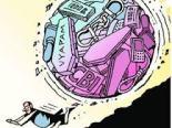 Vyapam burden