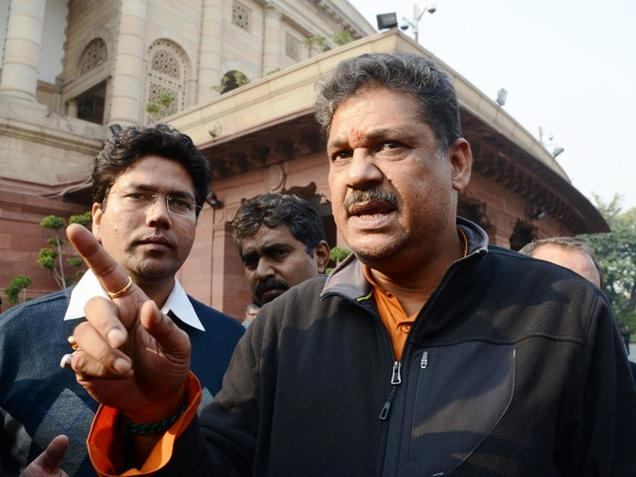Kirti Azad, BJP MP