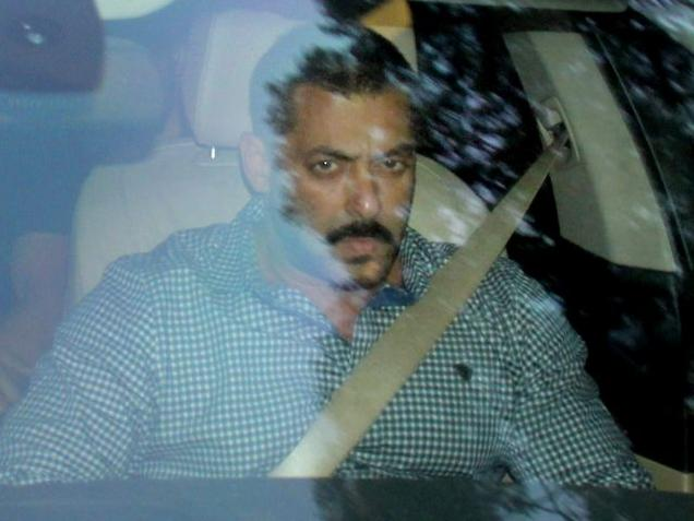 Salman Khan after acquittal