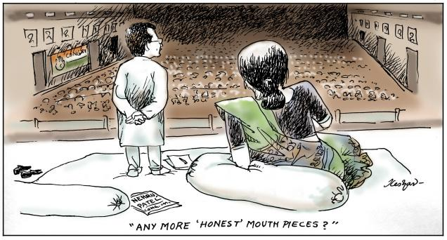 Honest mouth pieces